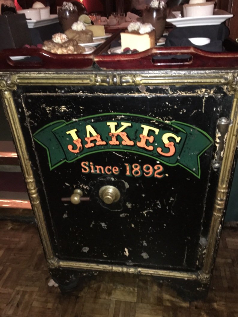 Jakes Grill Steal and Fresh Seafood