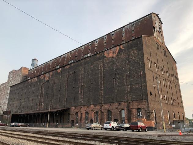 Buffalo grain mills