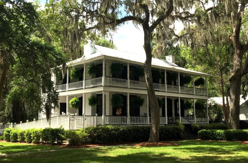 Seven Oaks 1850