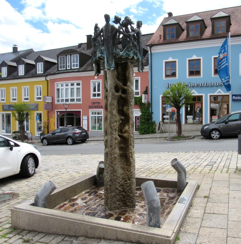 City Center Eschenbach Germany