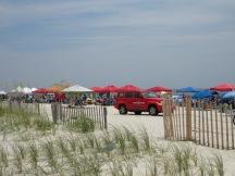 Beach Days-Folly Field Beach South Carolina